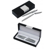 Bolígrafo y roller GRABADOS alta calidad con estuche para regalo
