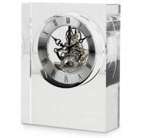 Reloj mesa cristal GRABADO