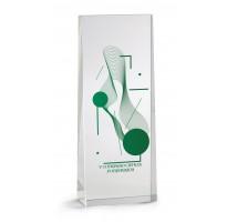 Cristal grabado óptico Z-20-2324 regalo congreso
