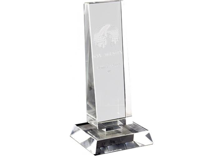 Cristal grabado alta calidad 5050 para homenaje reconocimiento
