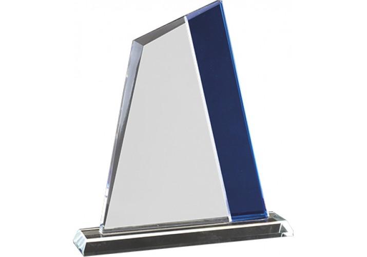 Cristal grabado alta calidad 5012 para homenaje