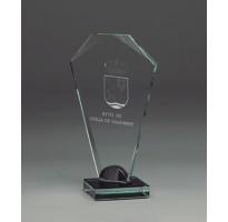 Cristal grabado Alta Calidad 5008 premio homenaje pueblo