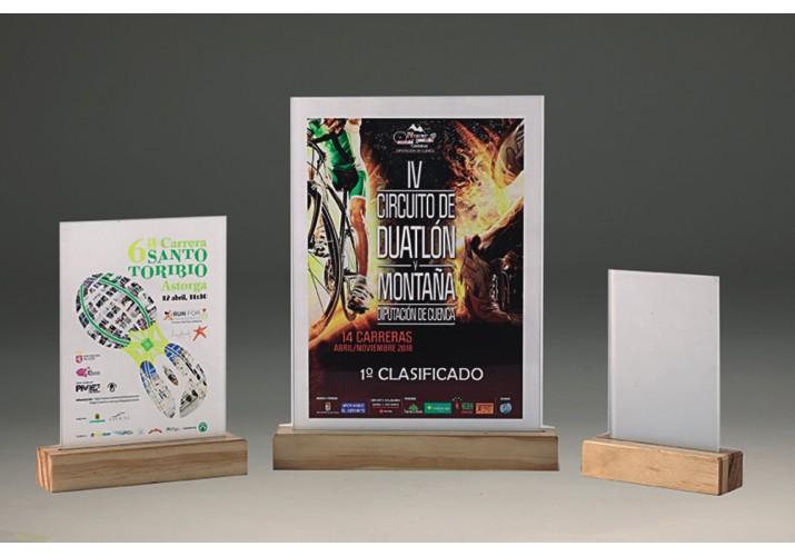 Cristal grabado económico 5076 premio foto cartel torneo campeonato