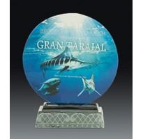 Cristal grabado económico 4073