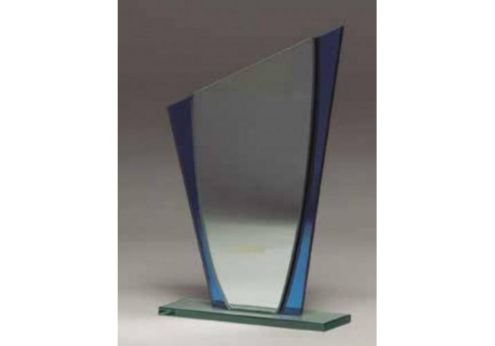 Cristal grabado 5068 homenaje