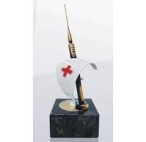 Regalo para enfermera grabado