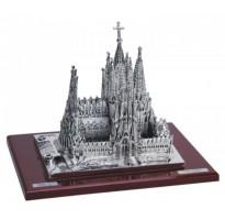 Figura Sagrada Familia grabada
