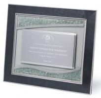 Cuadro con placa grabada 16-7660
