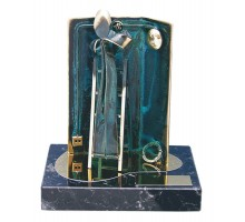 Figura regalo Electricista grabada
