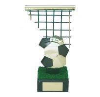 Figura Futbol Futbolista grabada