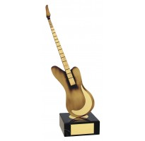 Figura guitarra grabada