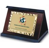 Placa de homenaje grabada ALTA CALIDAD 182252