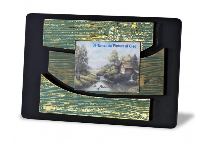 Placa de homenaje grabada ALTA CALIDAD Z-19-1702 premio pintura